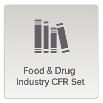button-food-drug-industry-cfr-set